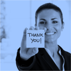"The Leadership Challenge: Saying ""Thank You"""