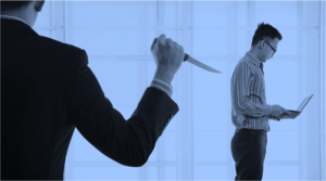 The Leadership Challenge: Office Backstabbing