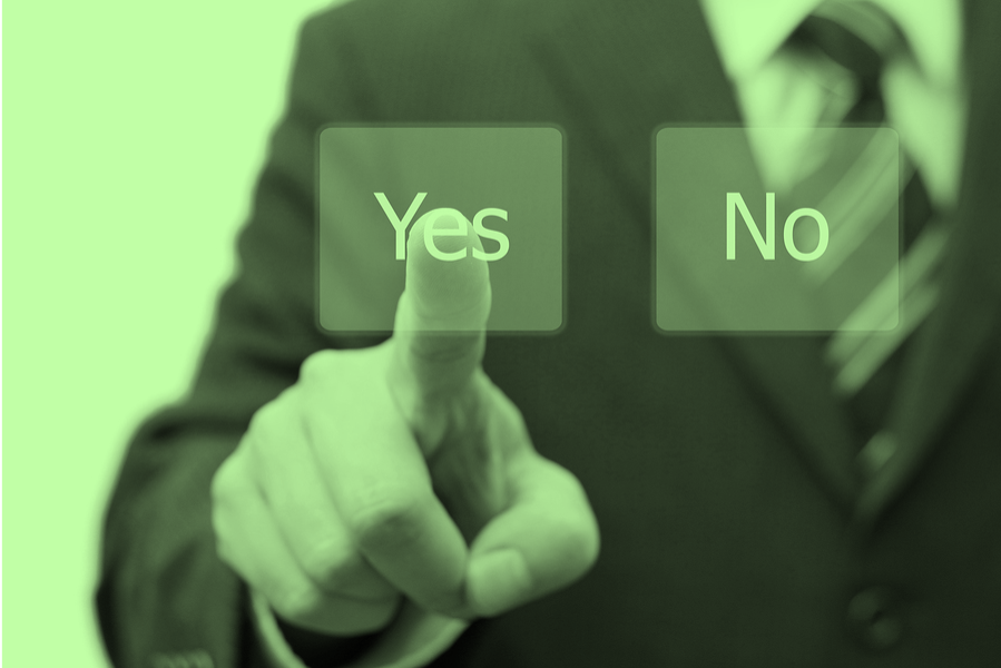 How to Embrace the Power of Yes'