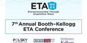 Tip of the Spear Ventures Entrepreneurship Through Acquisition ETA Conference