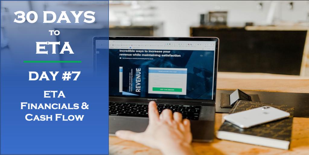 30 Days to ETA ETA Financials & Cash Flow